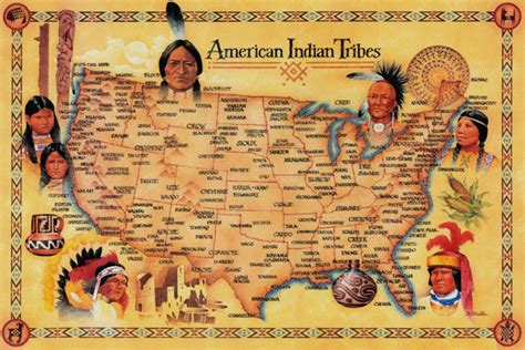 american tribes in the u s legends of america
