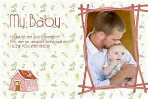 baby photo albums free photo templates my baby album 2