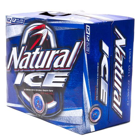 12 pack of natural light price natural ice 12 pack 12oz cans beer wine and liquor