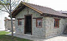 Gartenhaus Mauern