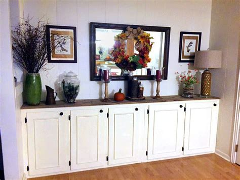 diy repurposing ideas for kitchen cabinets style