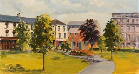 park house hotel galway eyre square original artwork at thepark house restaurant picture of park house