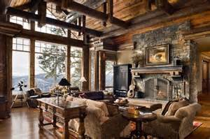 Lodge Home Decor by Lodge Decorating With A Rustic Theme Www Nicespace Me