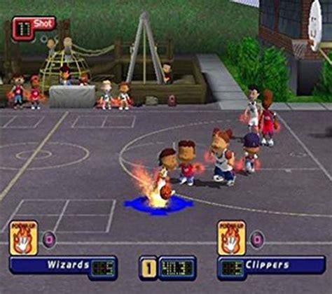 backyard basketball ps2 backyard basketball usa iso