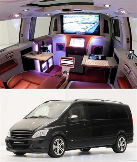 Tv Mobil Brabus ibusiness 3d mercedes viano by brabus is a mobile