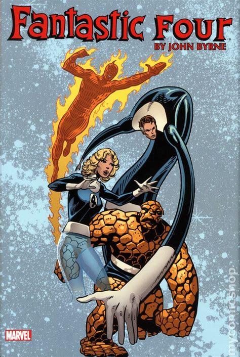 alpha flight by john byrne omnibus hardcover forbidden fantastic four omnibus hc 2011 marvel by john byrne comic books
