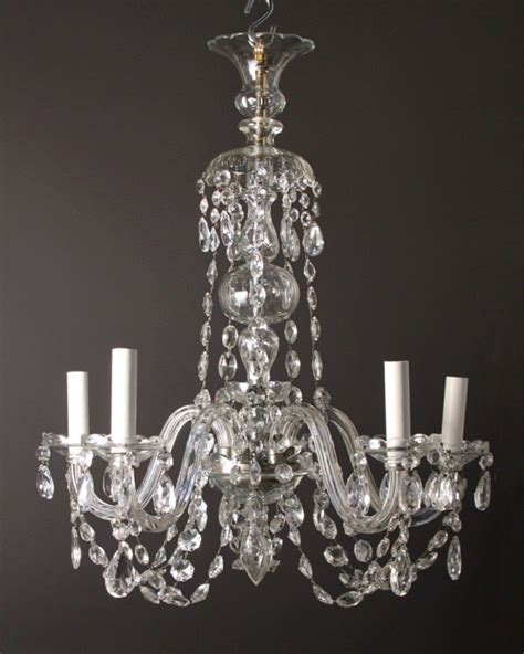 kristallleuchter antik antique chandelier fritz fryer