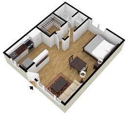 600 Sq Ft Studio Studio 1 Amp 2 Bedroom Floor Plans City Plaza Apartments