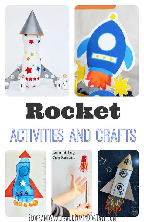 rocket crafts for rocket activities and crafts for fspdt