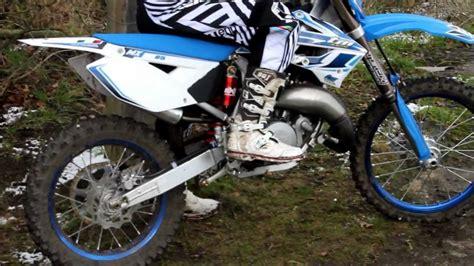 85cc motocross racing tm racing 85cc 2013 test