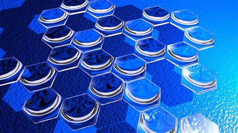 Hexagon Liquid 1920x1080 hd wallpaper hexagon liquid light blue desktop backgrounds hd