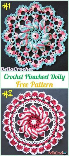 what are these pattern you have observed these 10 beautiful and free crochet doily patterns are