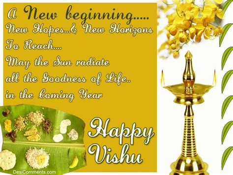 2019 happy vishu kani wishes greetings malayalam new