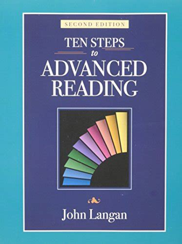 ten steps to advancing college reading skills cheapest copy of ten steps to advanced reading 2 e