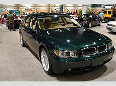 2003 BMW 745 - conceptcarz.com 745