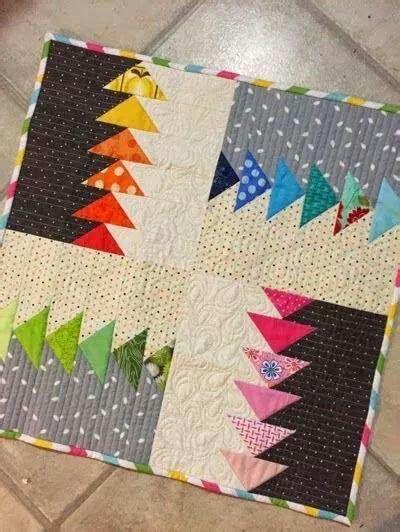 piumoni moderni modern cuscini pillow quilts mini quilts e flying