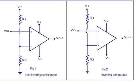 capacitor op comparator simple lifier schematic diagram get free image about wiring diagram