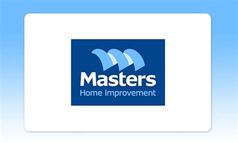 masters home improvement 7 5 egift card groupon