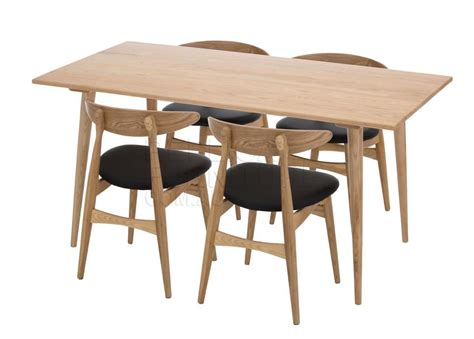scandinavian dining table modern furniture