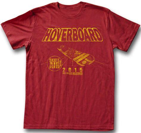 Tees Kaos T Shirt Future back to the future t shirt hoverboard 2015