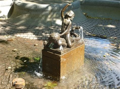 Watts Hesitant To Speak Publicly About Baby by Triton Babies Sculpture Boston Ma Epic