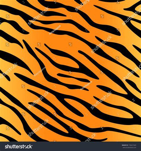 pattern tiger vector tiger skin pattern stock vector 176621945 shutterstock