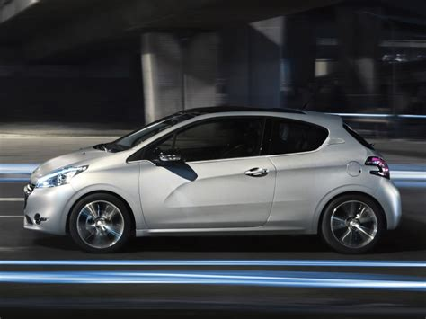 3 Door Car by Peugeot 208 3 Door 2012 Peugeot 208 3 Door 2012 Photo 02