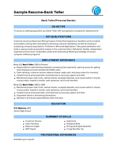 cashier resume template 3 free templates in pdf word excel