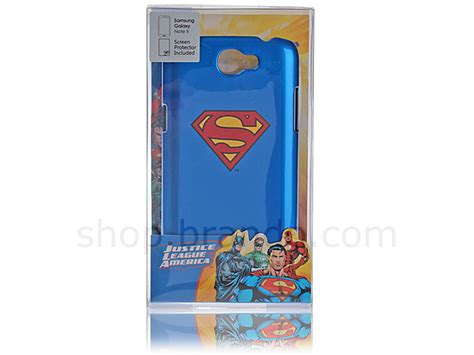 Hardcase Karakter Samsung Galaxy 2 Limited samsung galaxy note ii gt n7100 dc comics heroes superman back limited edition