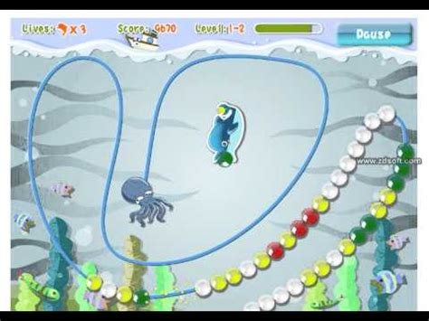 dolphin pop game 2 play online silvergamescom dolphin pop game youtube