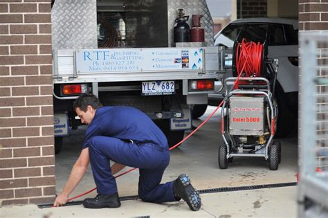 rtf plumbing and gasfitting in berwick melbourne vic