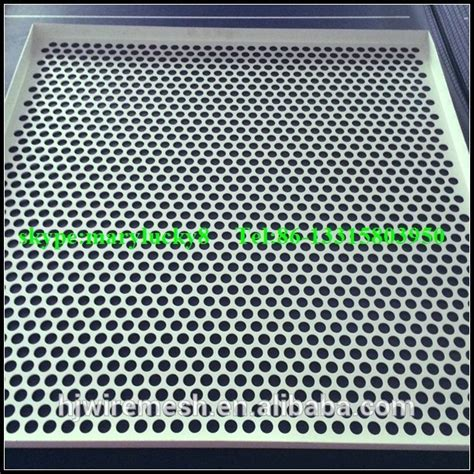 Perforated Metal Ceiling Panels by 600x600 Perforated Metal Aluminum Ceiling Tile Buy