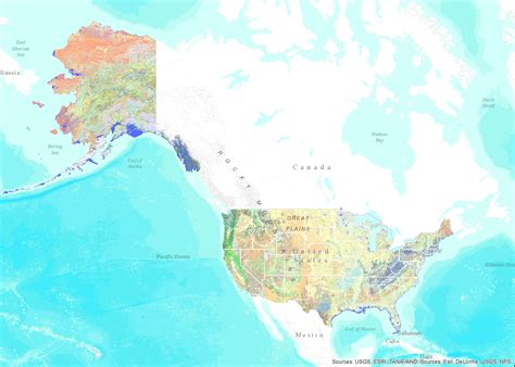 us map of states with alaska united states of america map with alaska and hawaii