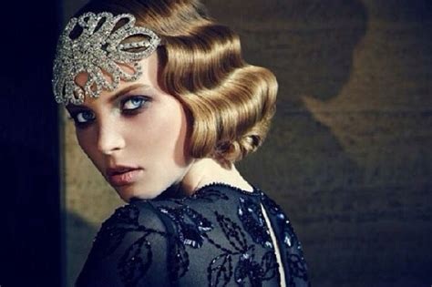 simple makeover for great gatsby great gatsby makeup hair favorite pinterest