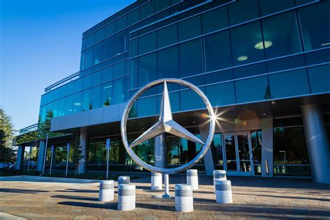 Newest Atl Headquarters Mercedes Usa Globe