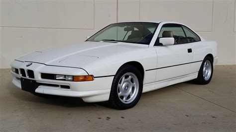 8 Series Bmw For Sale by 1991 Bmw 8 Series 850i Coupe For Sale