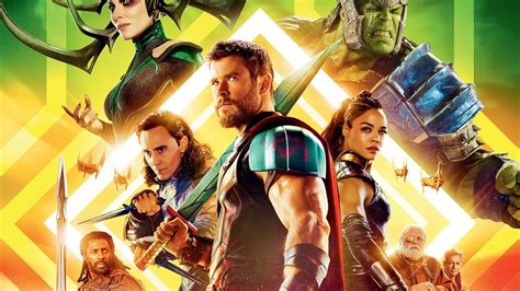 marvel film ratings thor ragnarok is a workplace comedy posing as a marvel