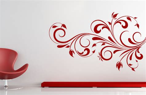 designer wall stickers floral designs wall decals by casadart on deviantart
