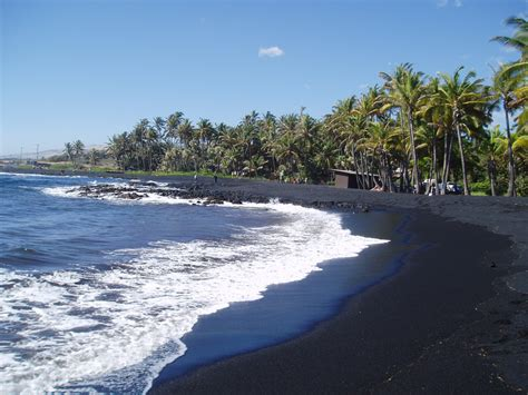 black beaches most outstanding beaches in the world