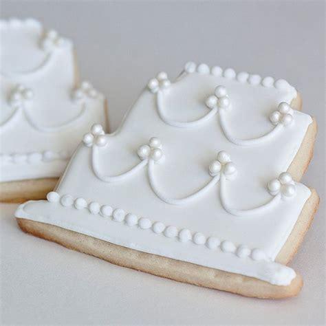 Wedding Cake Cookies by Como Hacer Recuerdos Para Bodas Originales Y Econ 243 Micos