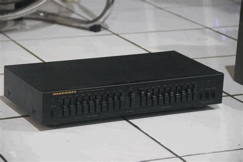 Harga Efek Equalizer audio2nd marantz eq 315 equalizer sold