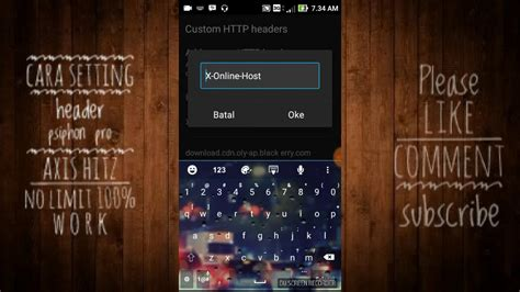 cara seting psiphone pro 168 cara setting header psiphon pro axis hitz 100 work youtube