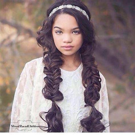 10 year old girl african american destinee 9 years old african american caucasian italian