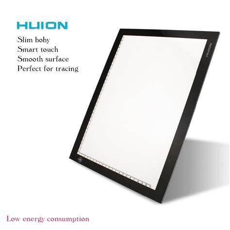 tattoo light box app huion tattoo light box ultra thin tracing table pad with