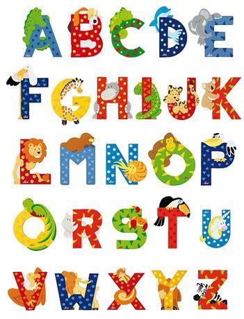 Polka Dot Stickers For Walls sevi animal letters animal letters wooden animal letters