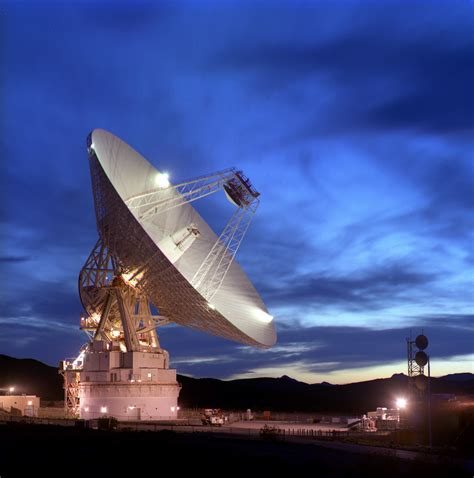 Good Toasters Bcms 15 The Goldstone Deep Space Communications Complex