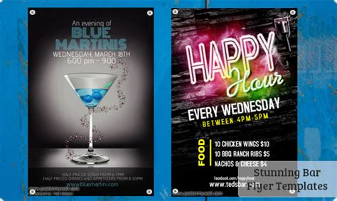bar flyer templates free bar flyers templates downloads prints postermywall