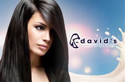 davids salon rebond  keratin blow dry promo