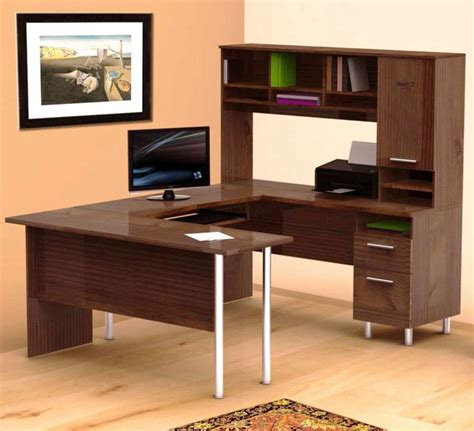 modern home office desks wood thediapercake home trend