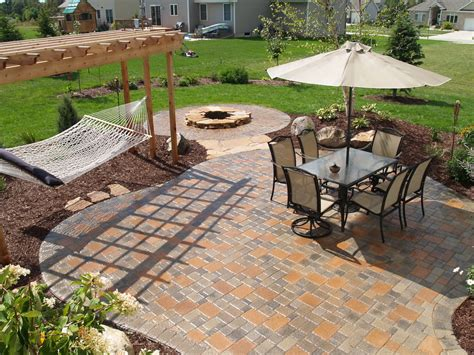 outside patio backyard hammock ideas design trends